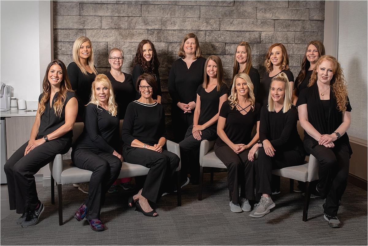 Professional Office Staff Photo