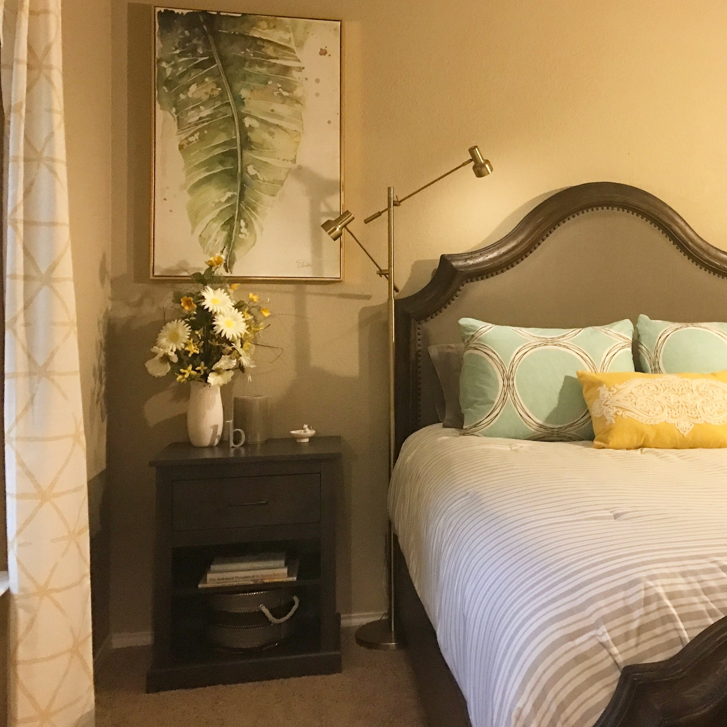 Full Service client: Guest bedroom