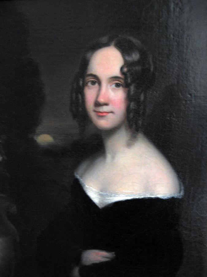 Sarah Josepha Hale, 1831, by James Reid Lambdin