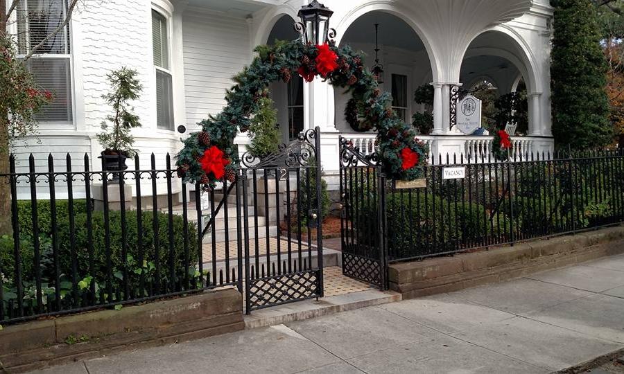 Christmas in Charleston   Two Meeting Street Inn