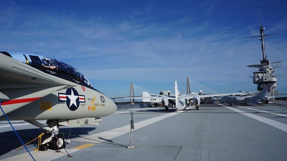 USS Yorktown | Photo from Facebook