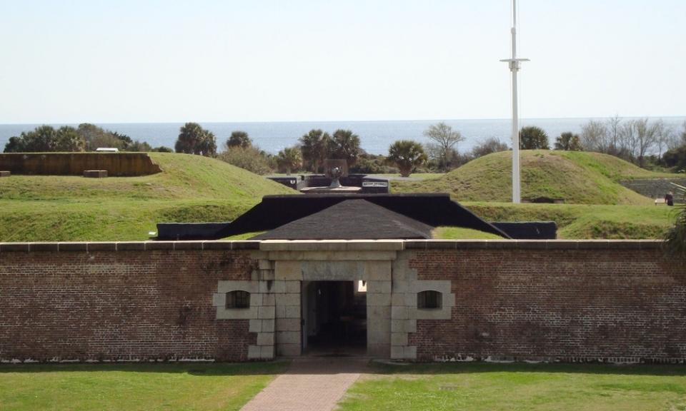 Fort Moultrie | Photo from NPS.gov