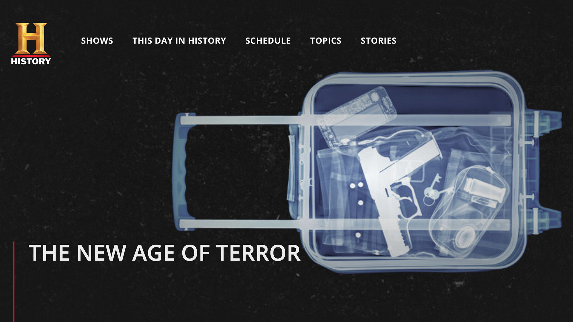 The New Age of Terror - Editor