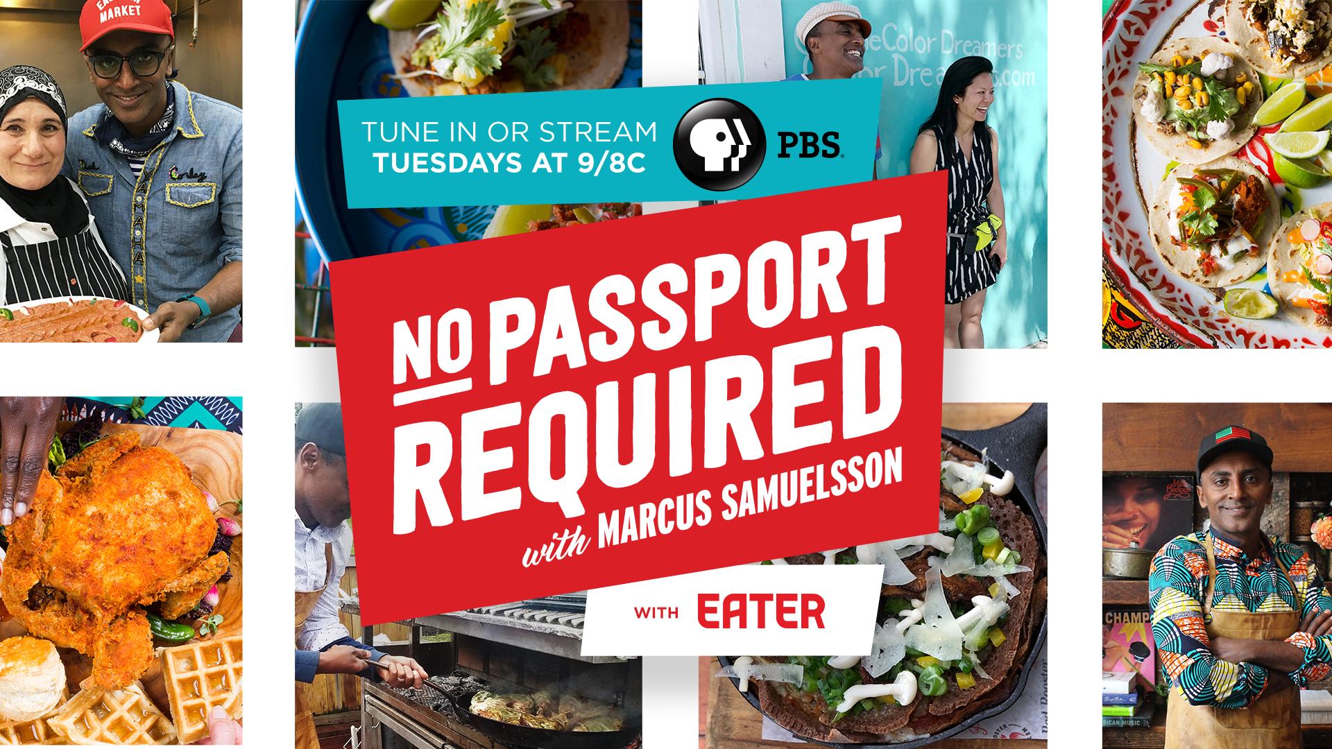 No Passport Required - Editor