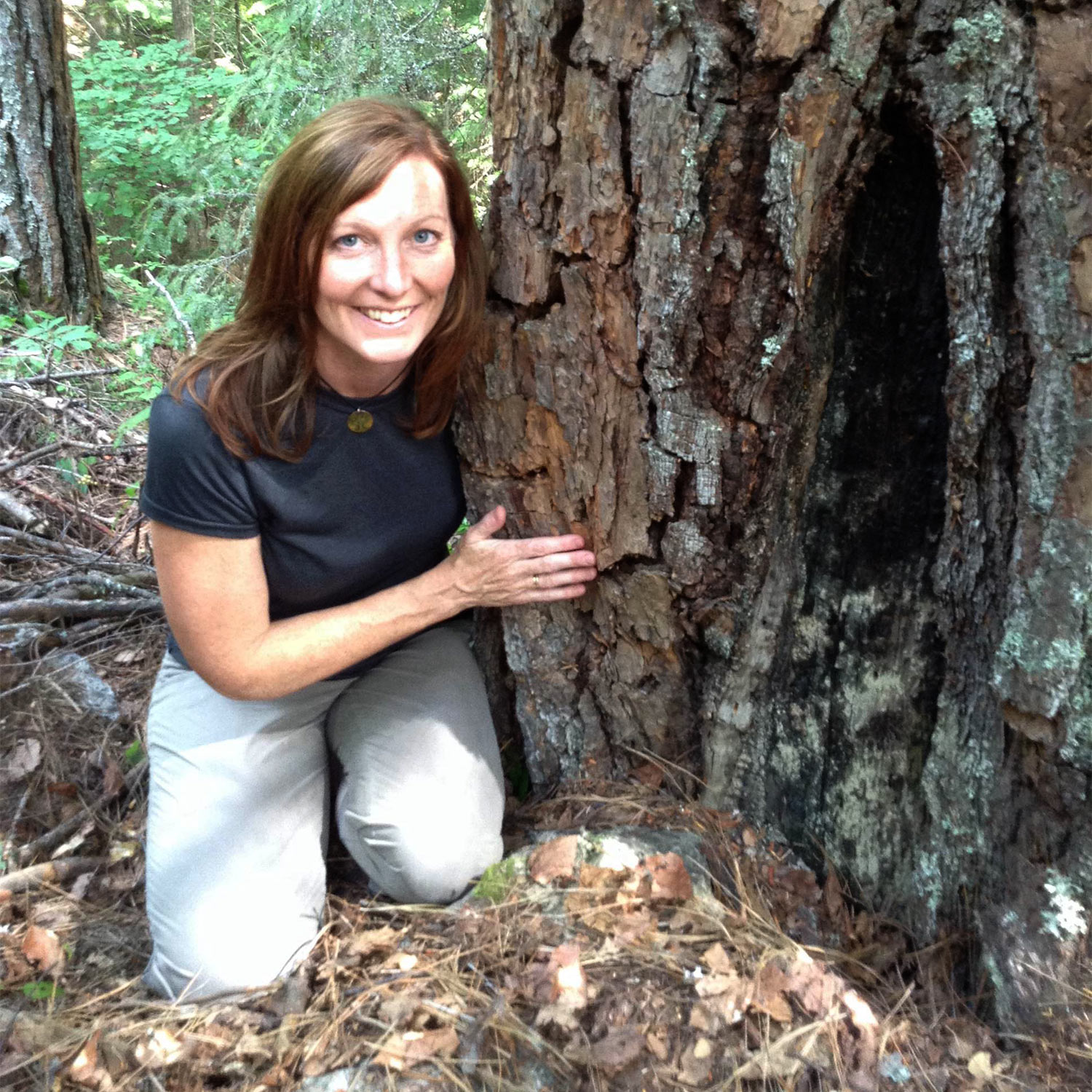 Lori Daniels is a Professor of Forest Ecology at UBC-Vancouver.