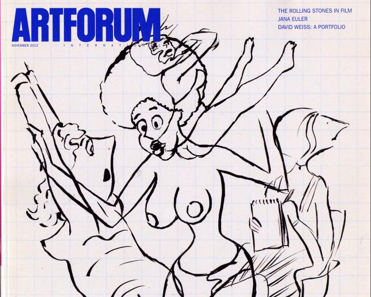 Artforum - November 2012