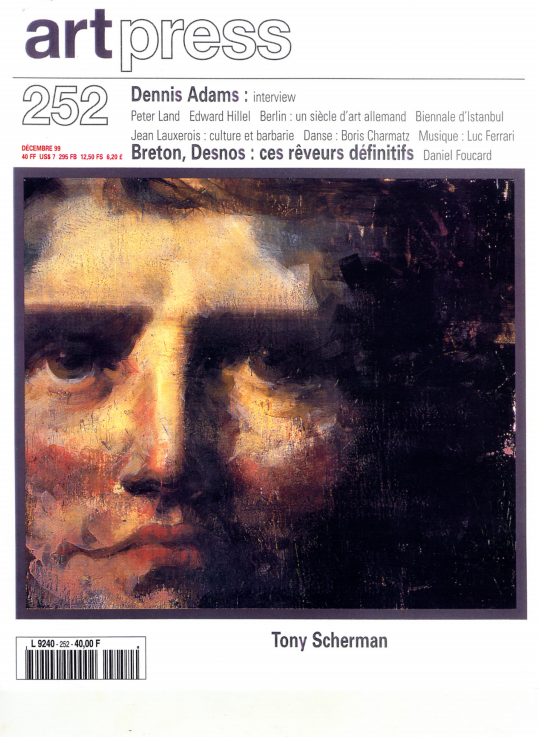 Dennis Adams: Interview - December 1999 | ArtPress