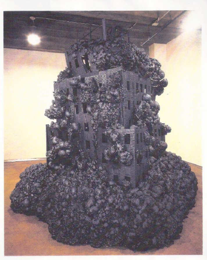Heide Fasnacht: Exploded View - February 2001 | Art in America | Nancy Princenthal