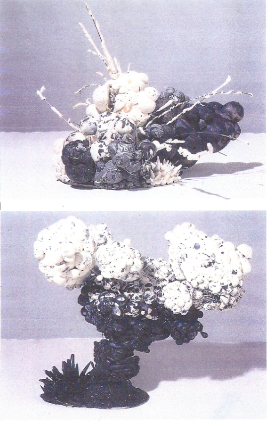 Love Gas & Invisible Objects - March 1999   Sculpture Magazine   Kathleen Whitney