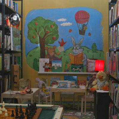 Bringing a Spanish-Language Used Bookstore to New York - September 17, 2013 | Hyperallergic | Jillian Steinhauer