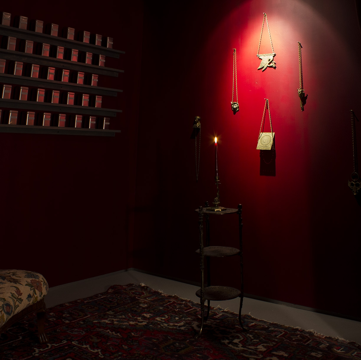 Pablo Helguera: Strange Oasis - June–August 2015 | ArtNexus | Richard Leslie