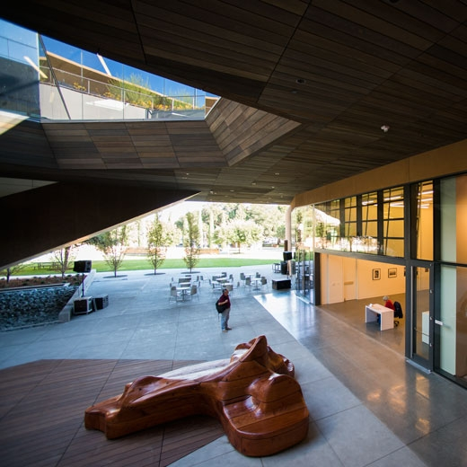 New home of the Stanford Department of Art & Art History is an adventure - October 5, 2015 | Stanford News | Robin Wander