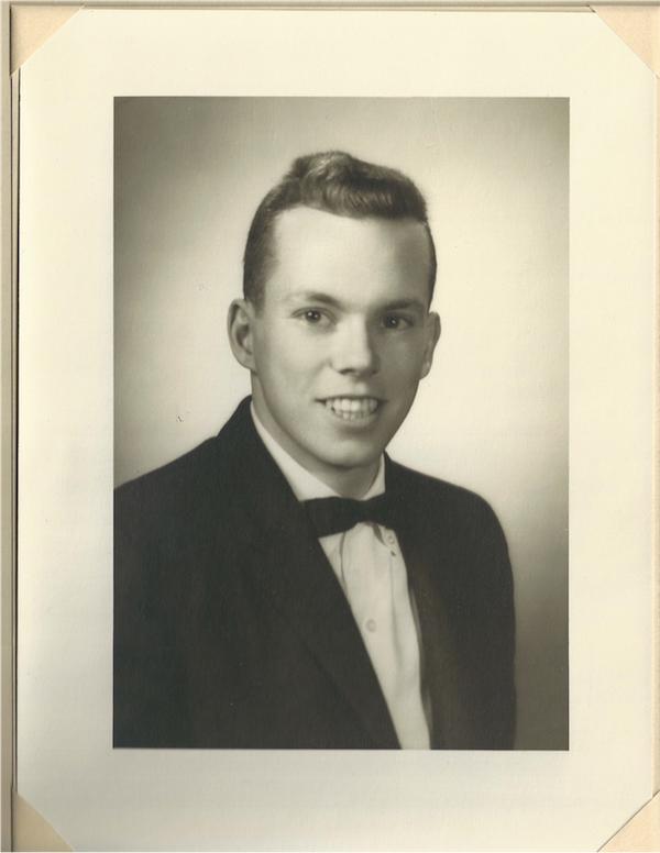 Paul Laffoley, circa 1958