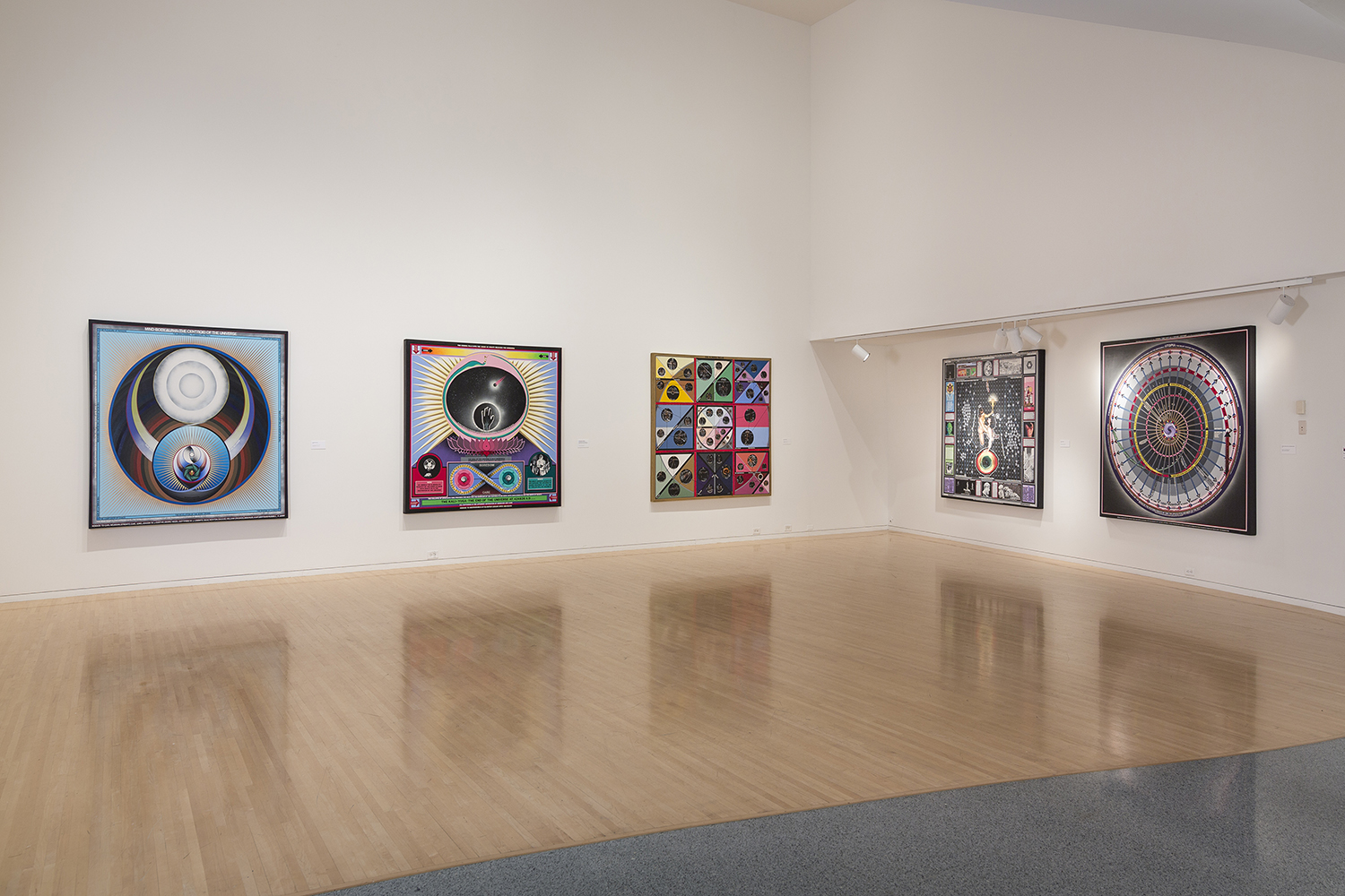 2013  Laffoley: Premonitions of the Bauharoque, Henry Art Gallery, Seattle