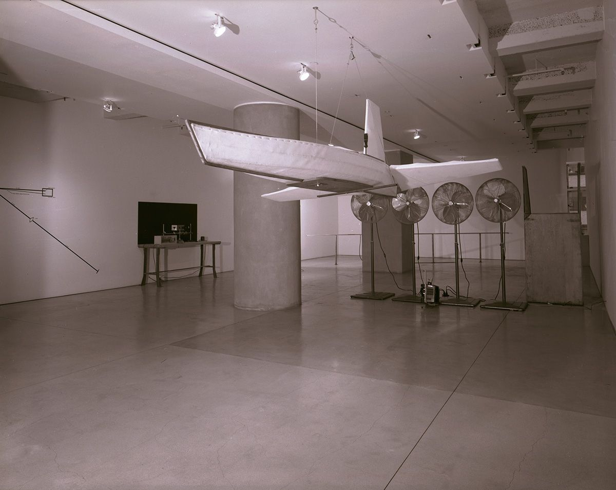 Chris Burden (1989)