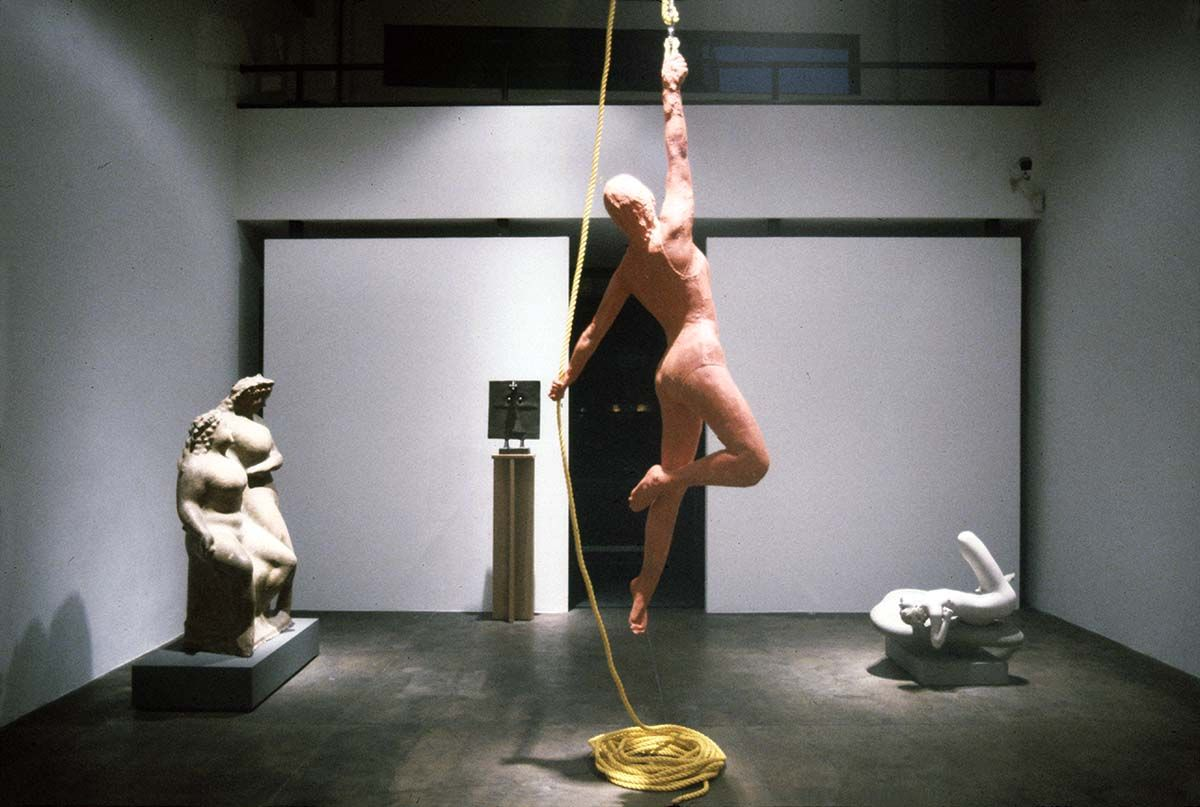 Sculpture: Figure in Motion (2001