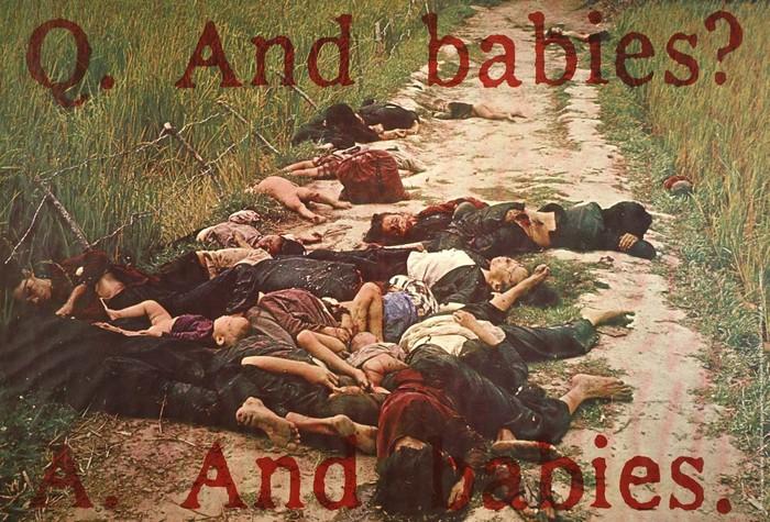 And babies?  (Dec. 26, 1969)