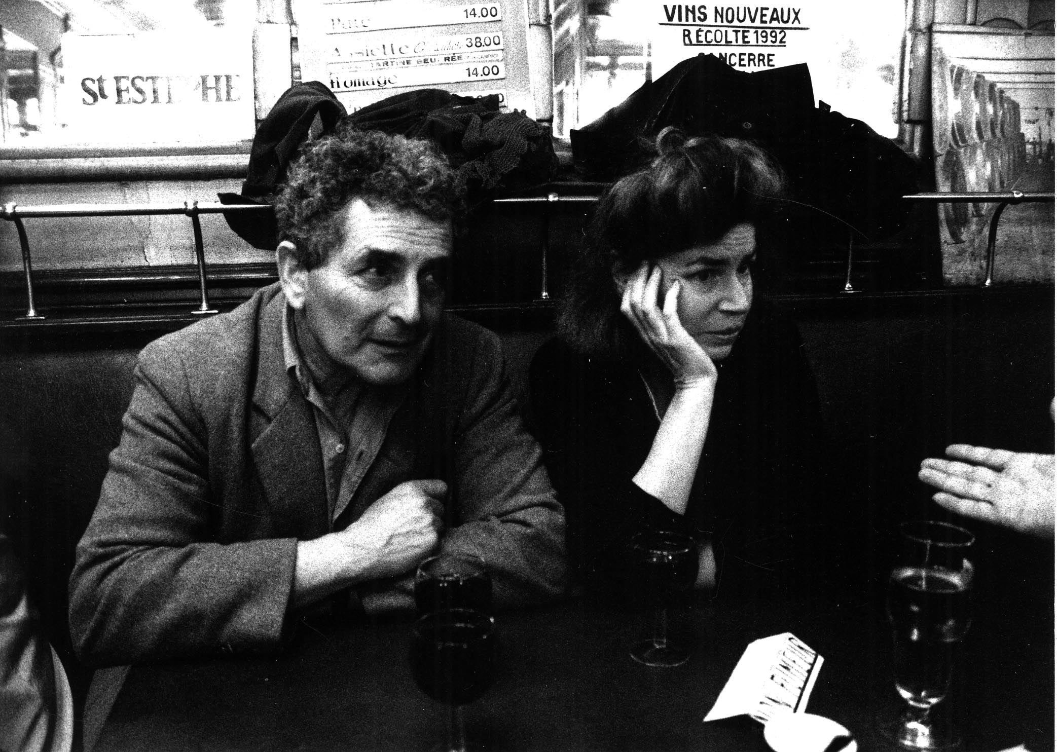 Irving & Sarah in Paris (1993)