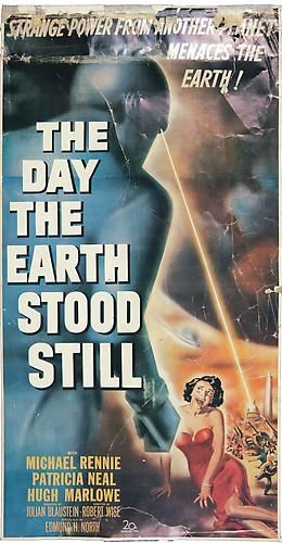 The Day the Earth Stood Still (ca. 1951)