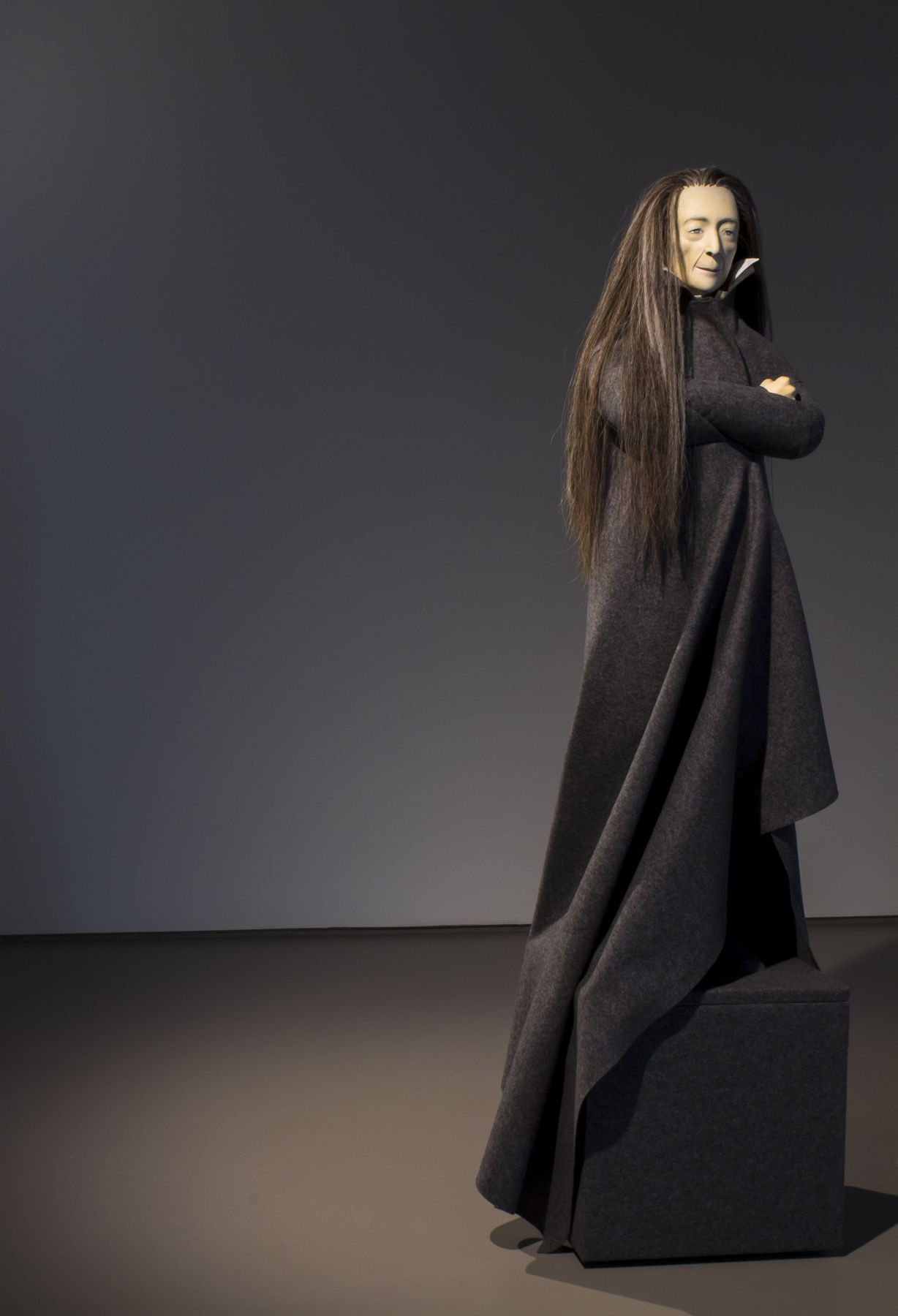 Louise Monument: Portrait of Louise Bourgeois (2011-12)