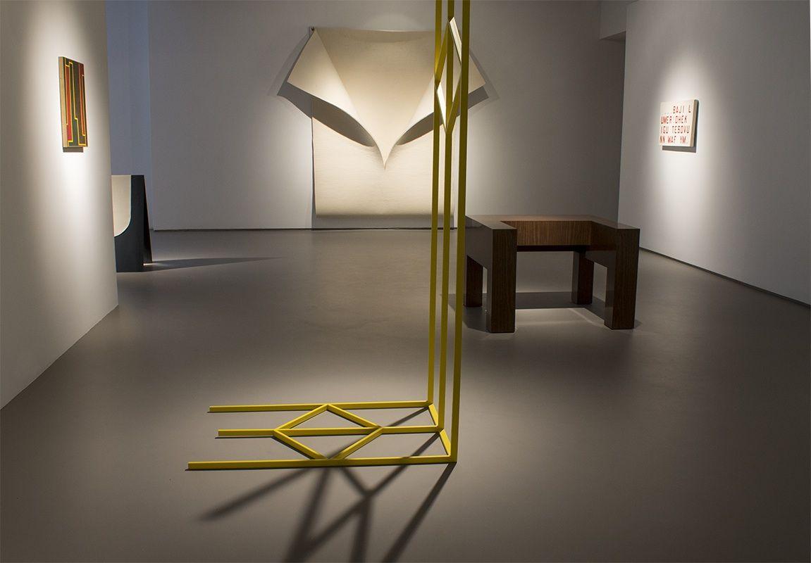FLEX Installation at Kent Fine Art