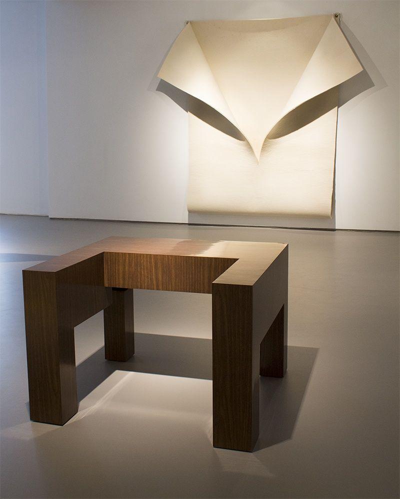 Richard Artschwager & Robert Morris
