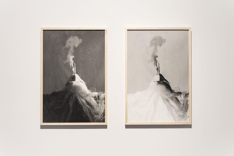 Fumée (Diptych), (2015)