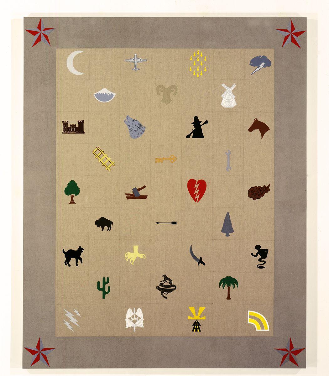 Quilt Painting (2008)