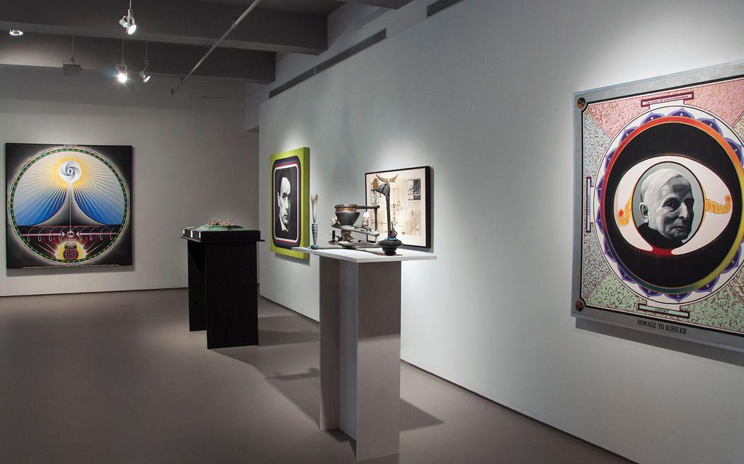 Installation view at Kent Kent Fine Art (2015)