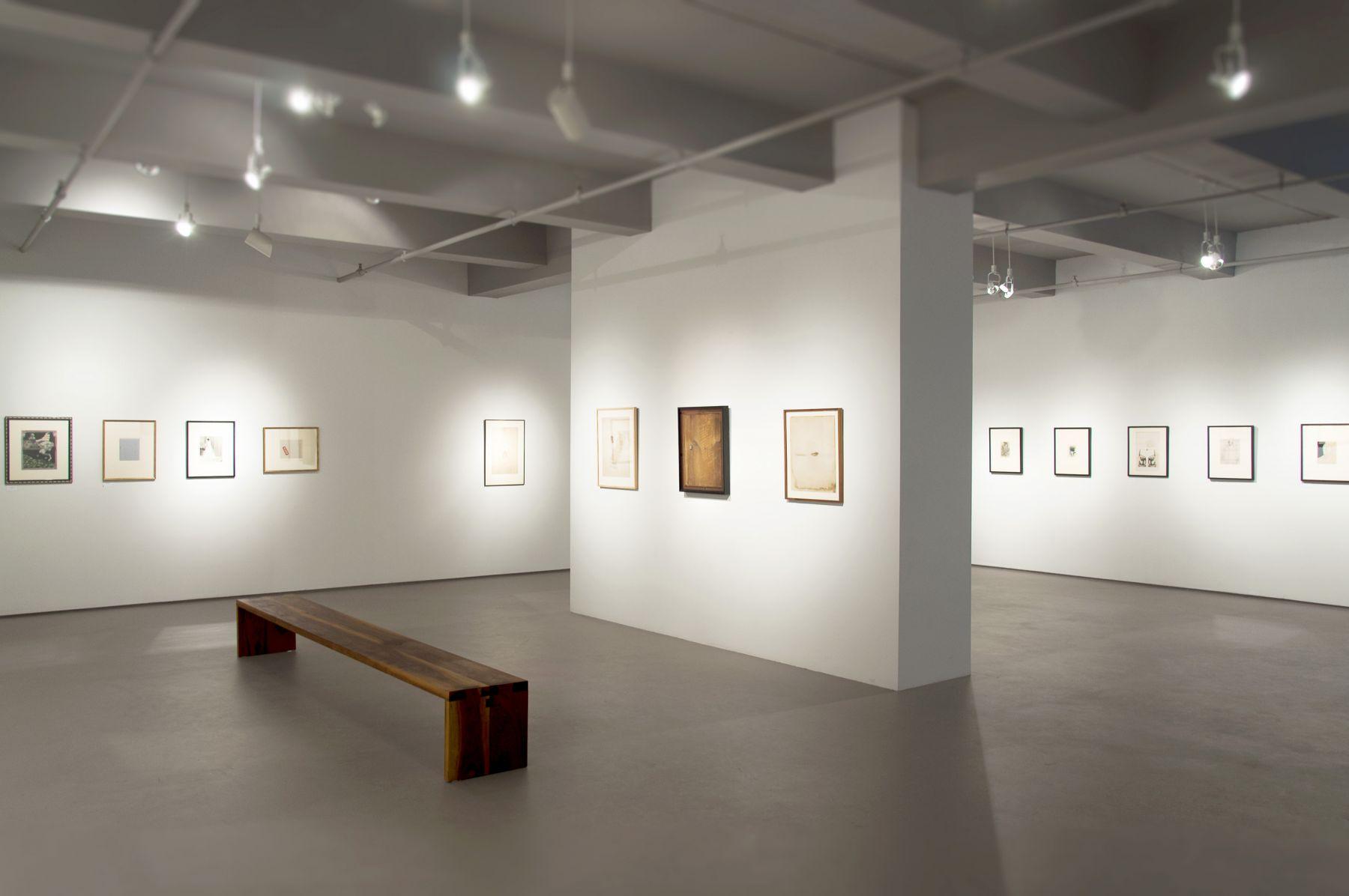 Installation view at Kent Fine Art (2015)