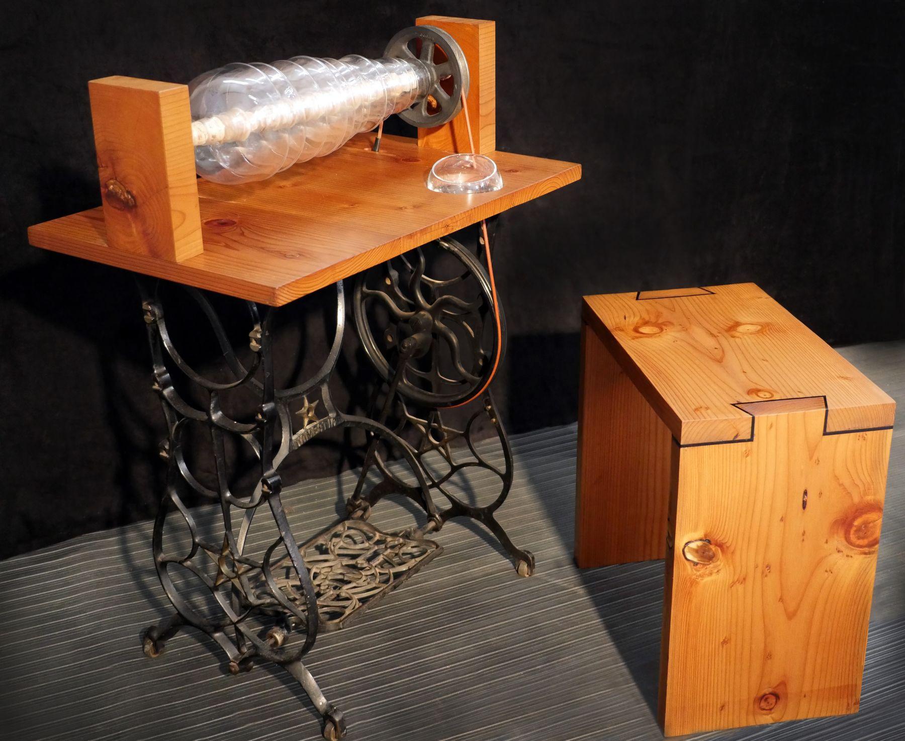 Friction Idiophone : Glass Armonica (2016)