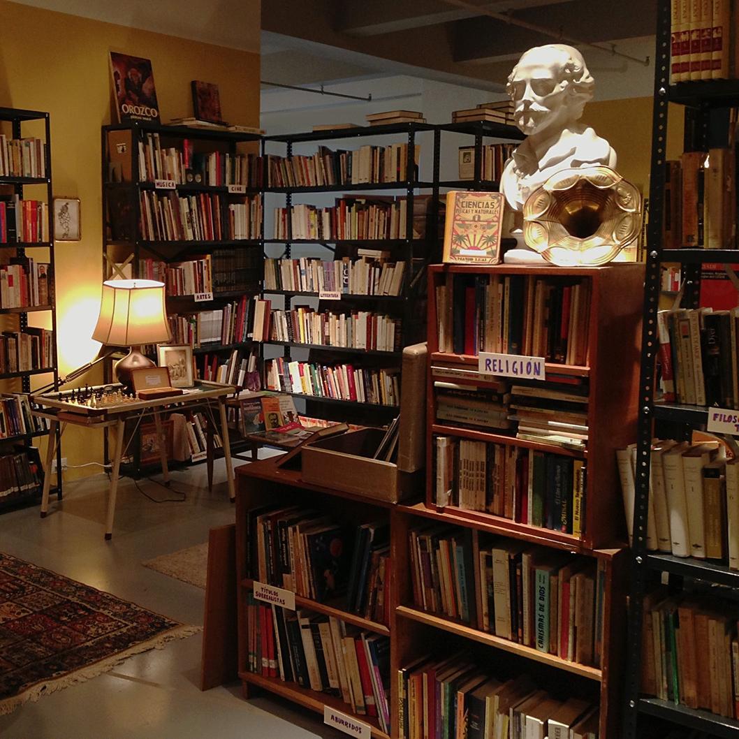 The Library as Installation - 2015 | Gulf Coast Literary Journal | Raphael Rubenstein