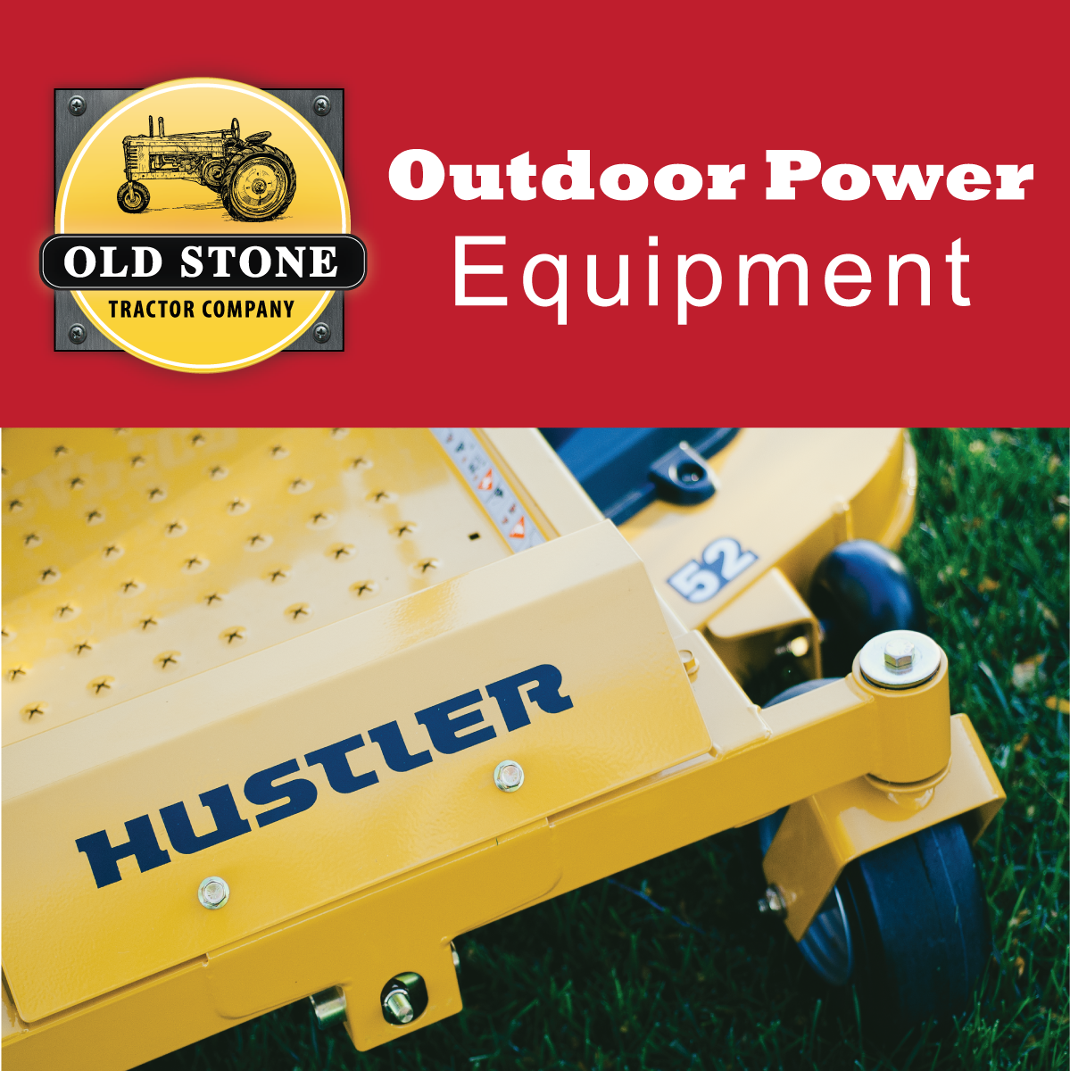CLICK HERE to go to Outdoor Power Equipment