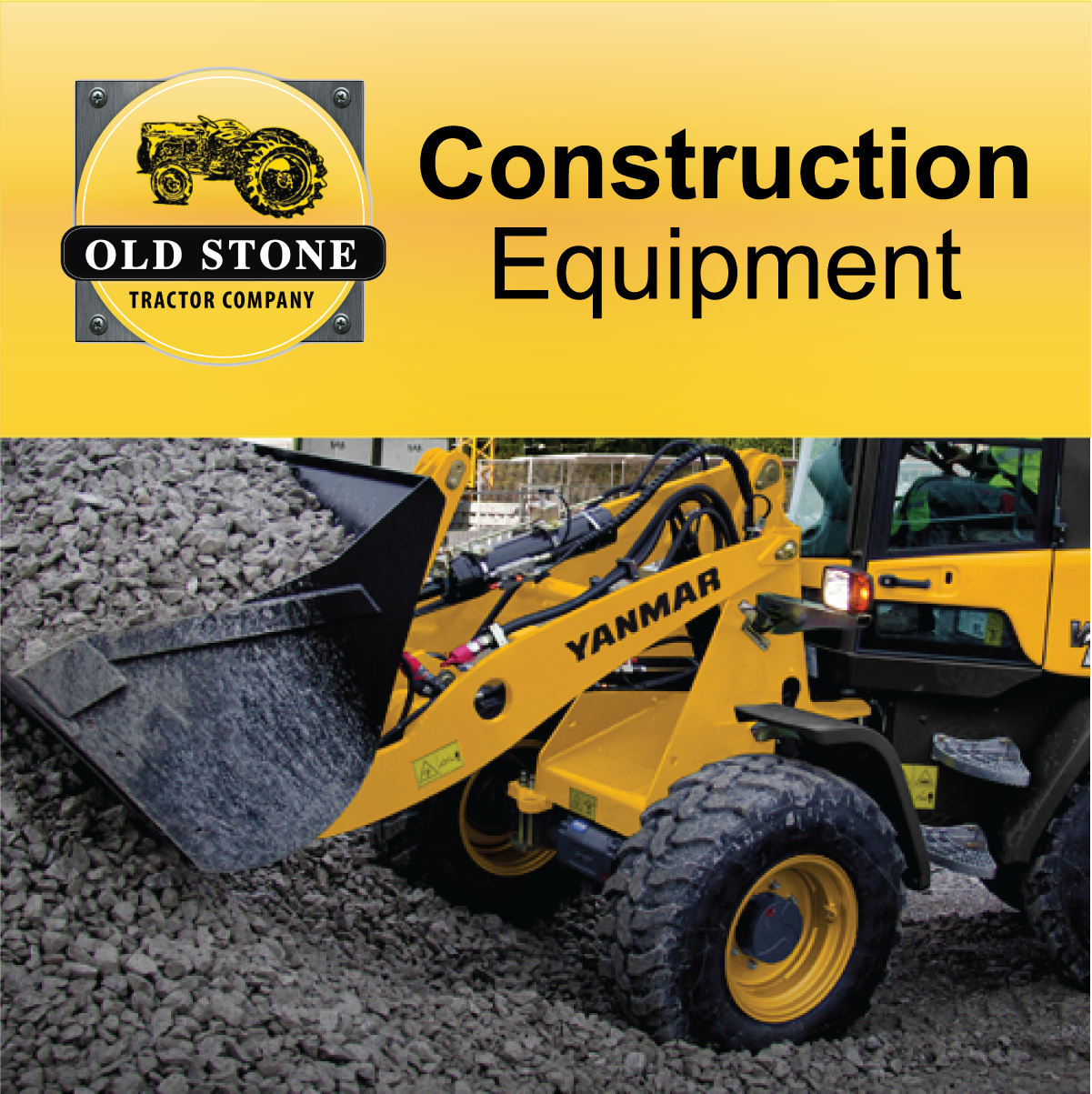 CLICK ON BLOCK TO GO TO CONSTRUCTION EQUIPMENT
