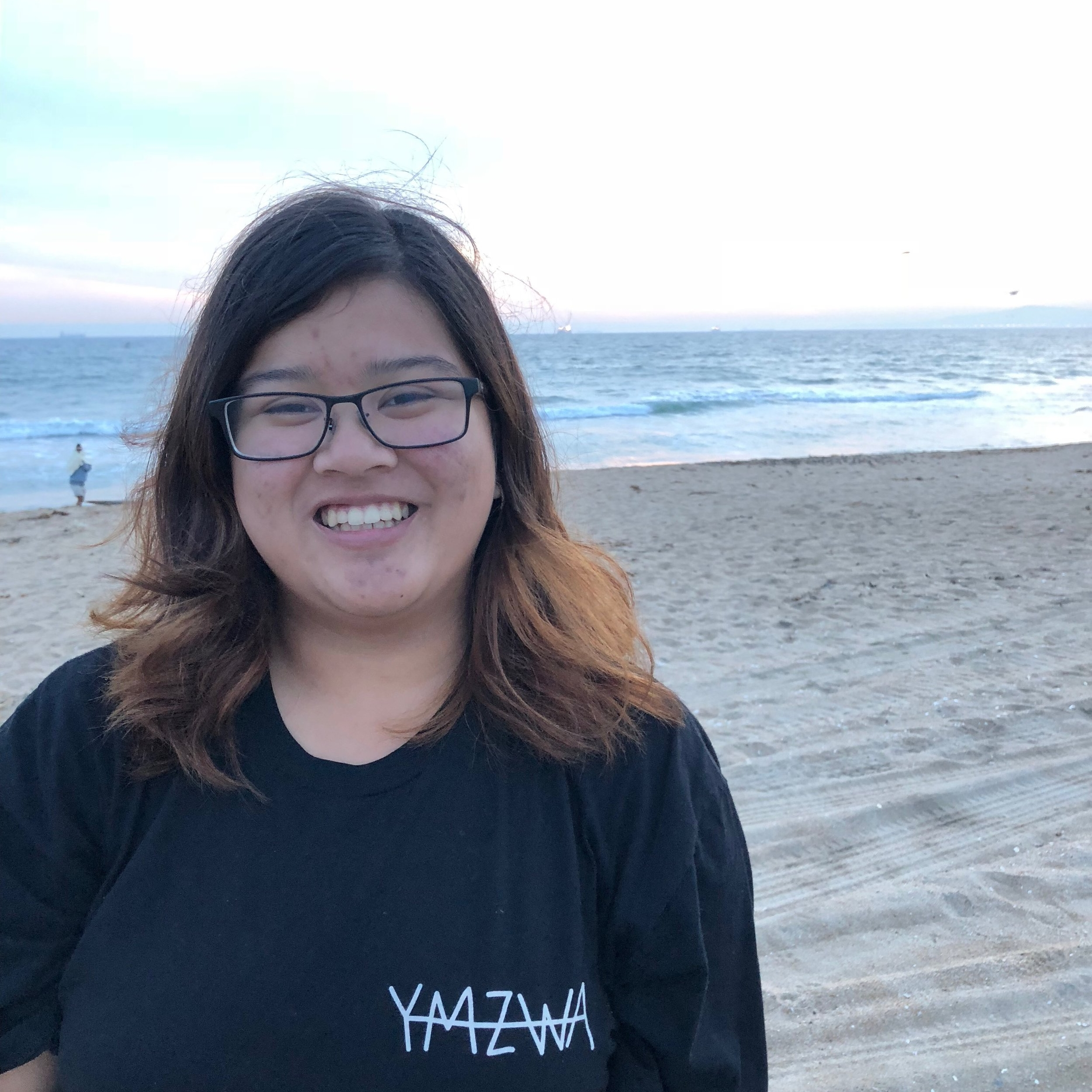 Daniella Caluza - Hospitality Committee Co-Chair, she/herDaniella is a sophomore majoring in Comparative Studies in Race and Ethnicity. She is passionate about providing spaces for FLI voices to be heard and recognized. Despite growing up in a low-income neighborhood for almost all her life, Daniella did not fully understand her FLI identity until coming to college. Being a part of this team is her way of giving back to a community that has greatly helped her, and empowering other FLI students. In her free time, she enjoys reading, music, spending time with friends, and balancing her (over)commitments to various groups on campus.