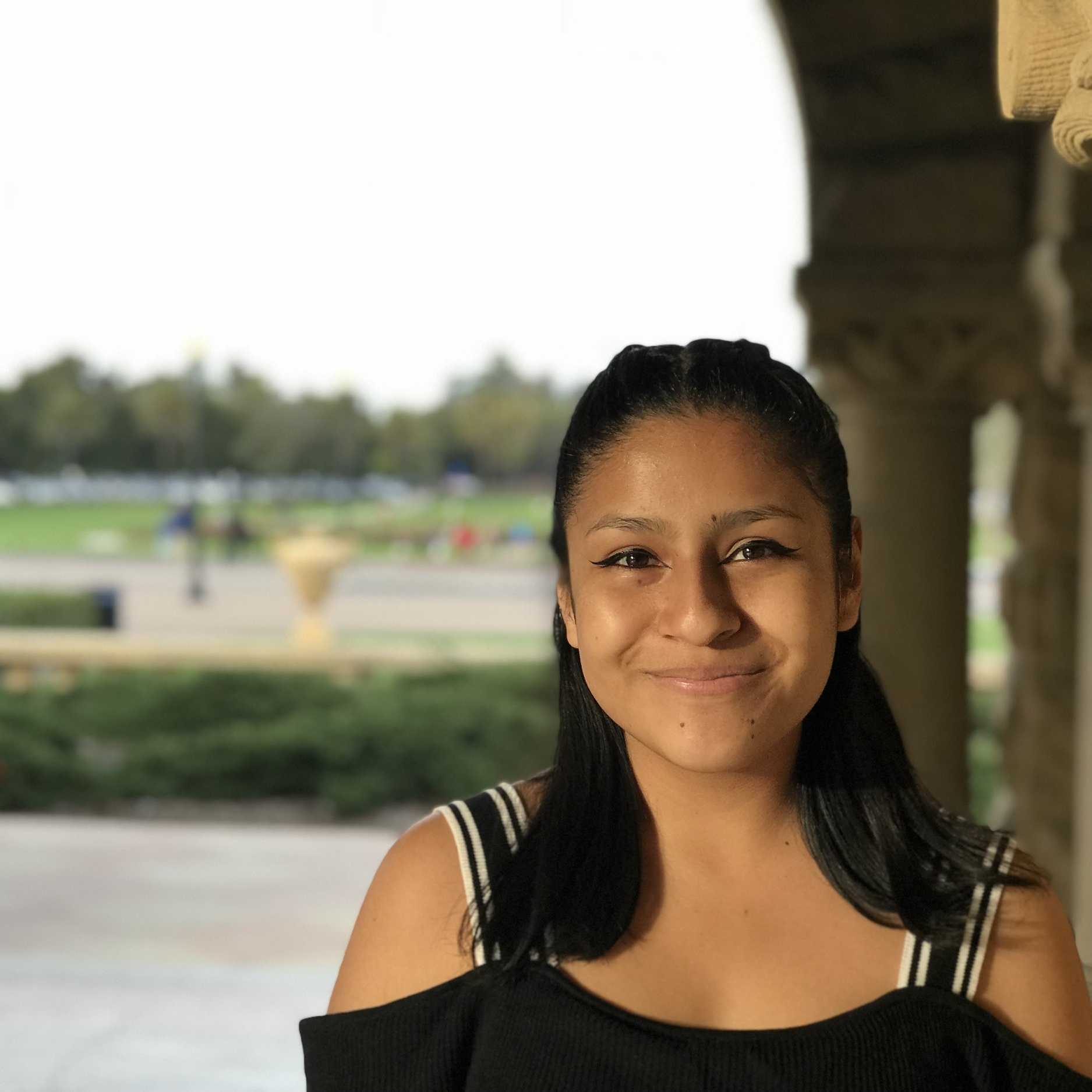 Lorena Diosdado - Fundraising Committee Co-Chair, she/herLorena Diosdado is a sophomore hailing from Frisco, Texas majoring in art practice and minoring in spanish. She first felt empowered as a first generation, low income student while engaging with the thriving FLI community at Stanford and is excited to expand the community's reach.