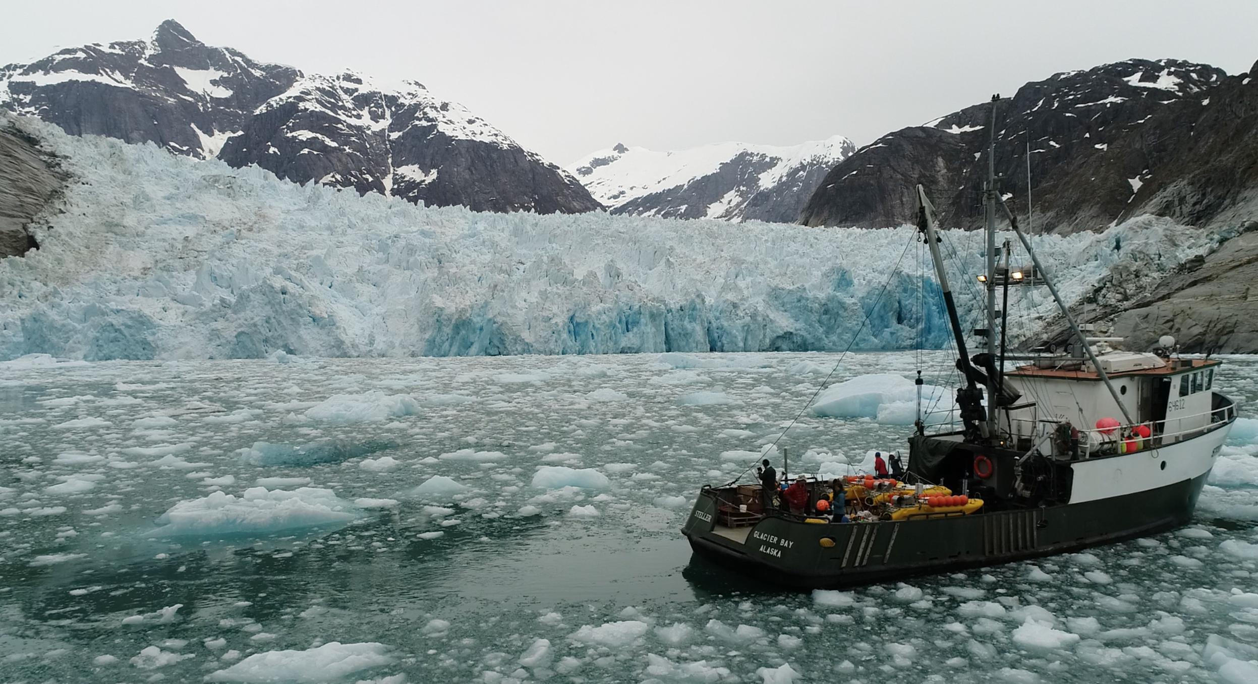 Ice/Ocean Interactions -