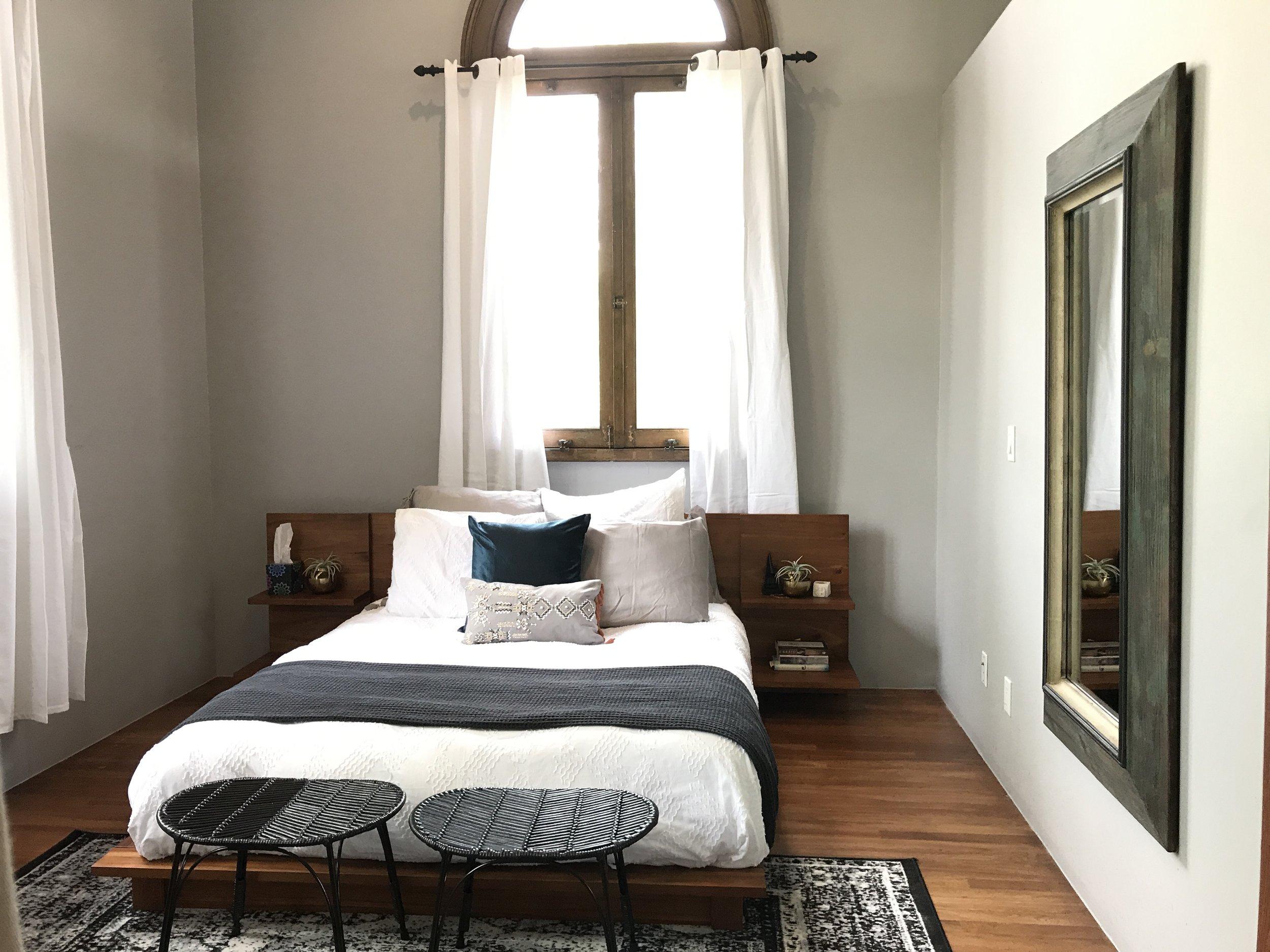 """After"" Bedroom"