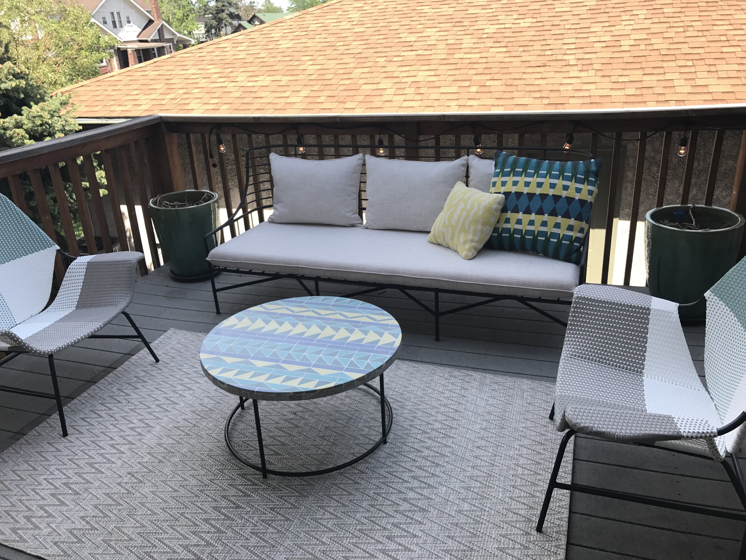 """""""After"""" Patio"""