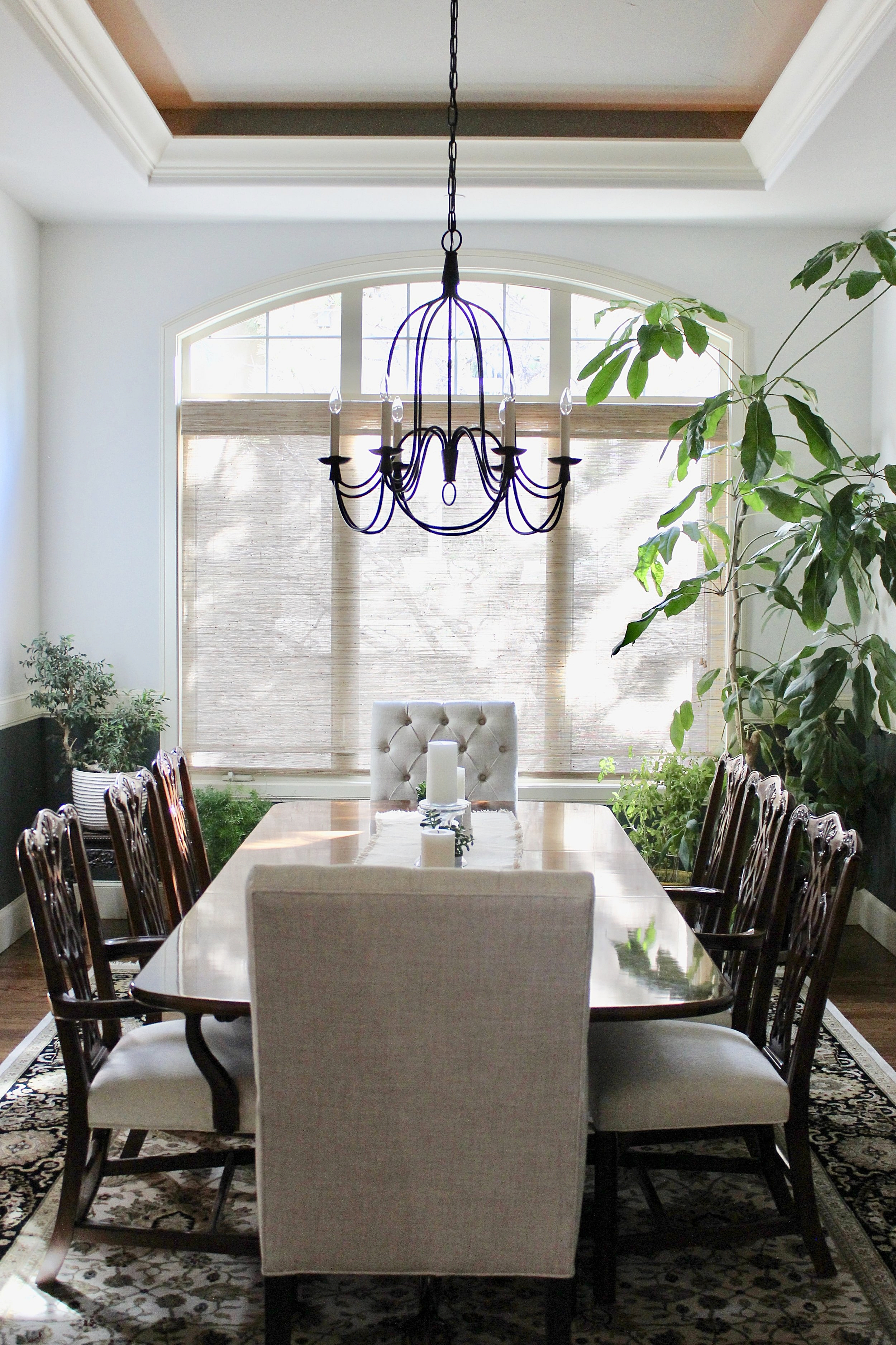 """""""after"""" dining room"""