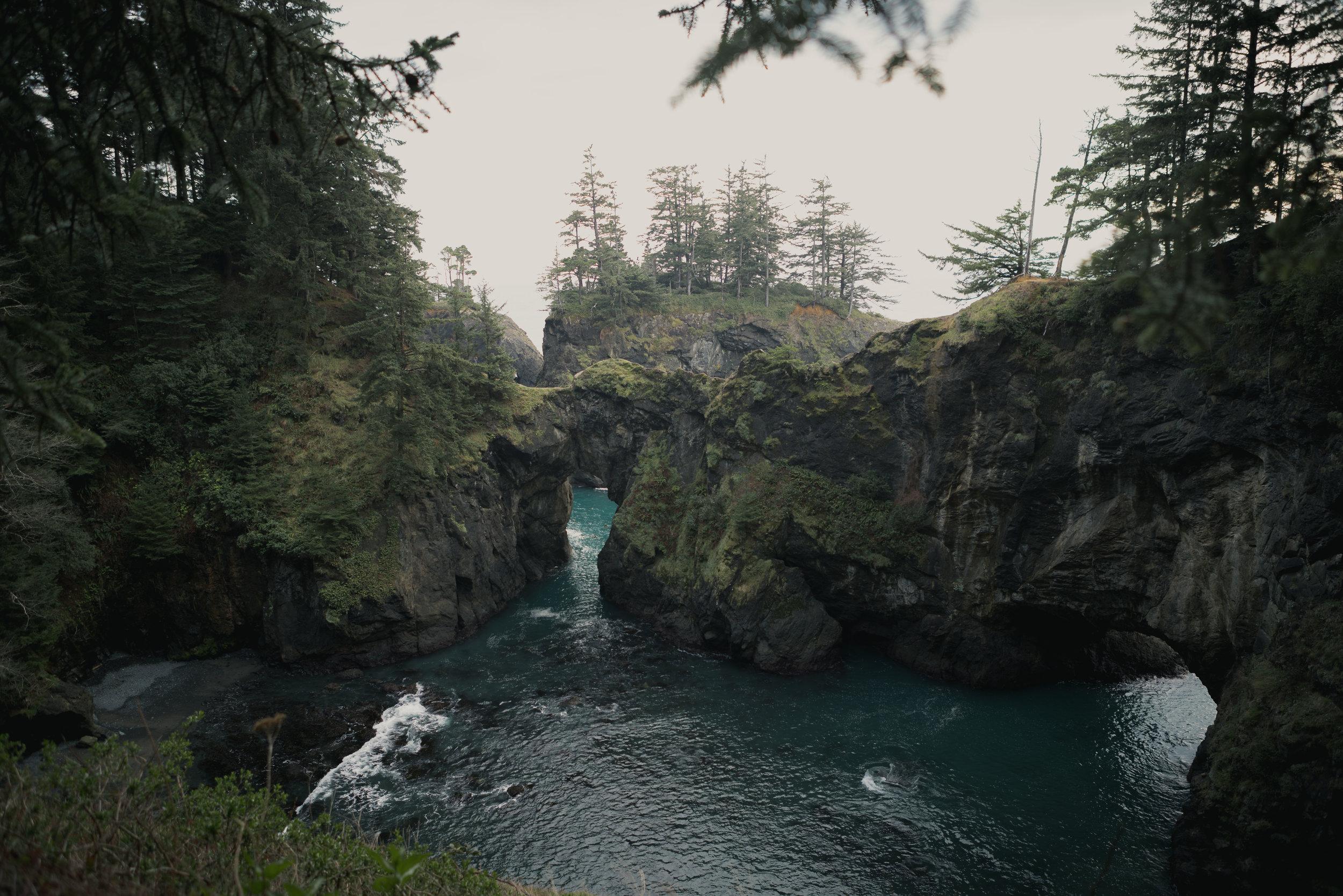 Sam Boardman Scenic Corridor Oregon Road Trip Colorado to Alaska