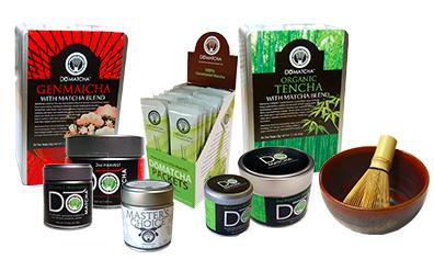 DoMatcha Organic Matcha