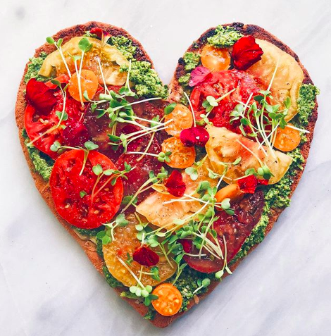 Simple Mills Plant Based Pizza -  Image from Alison Wu @alison__wu