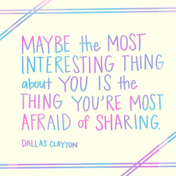 The Power of Sharing