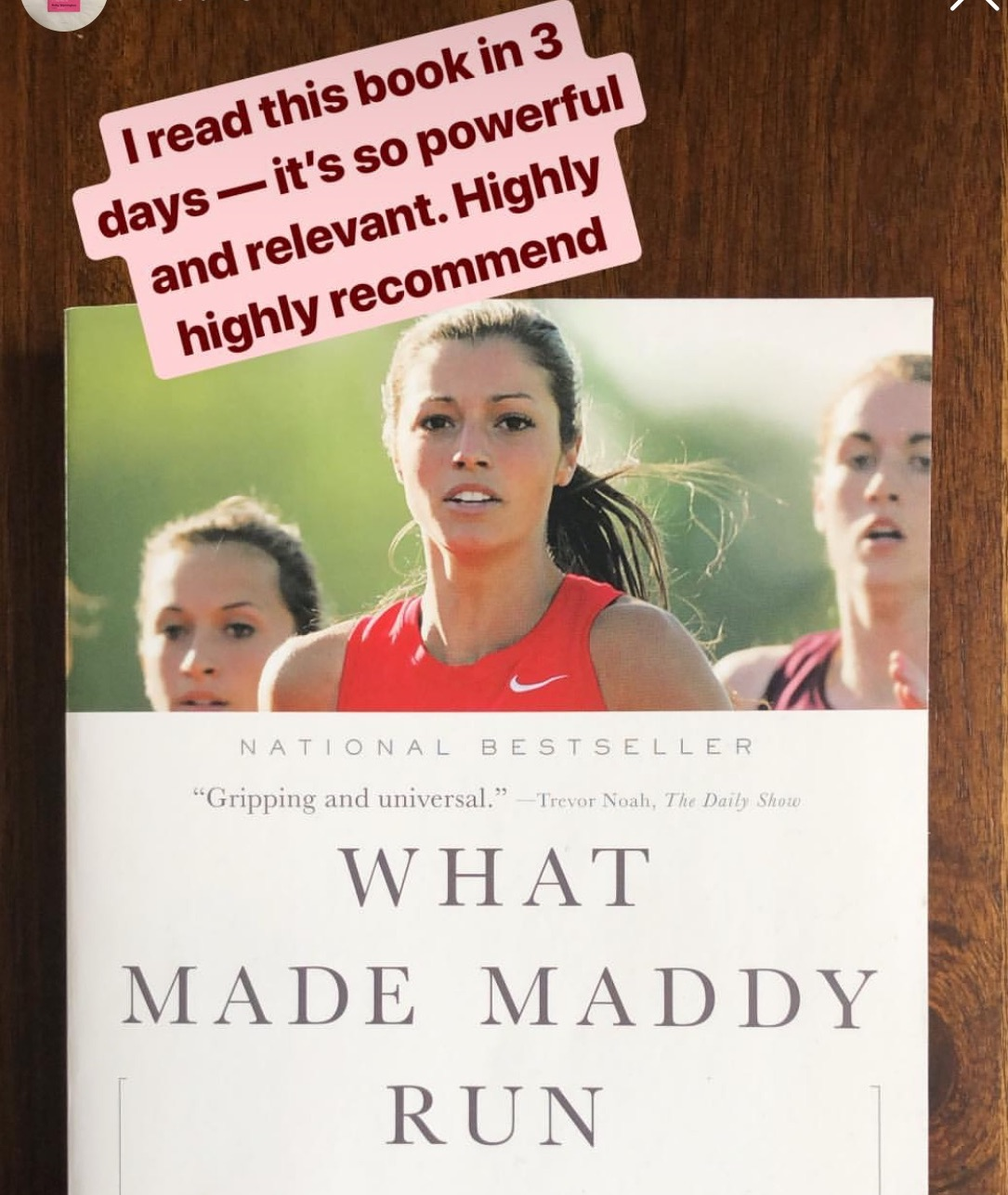 What Made Maddy Run - Perfectionism, Suicide & Depression