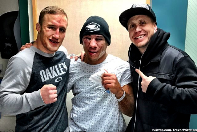 Journey Justin Gaethje Any mma fan would know coach wittman is the owner of grudge training center in denver, co. journey justin gaethje