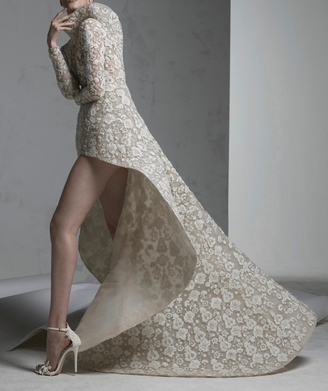 belleamira :     Ashi Studio  Fall 2016 Couture     Fall wedding!