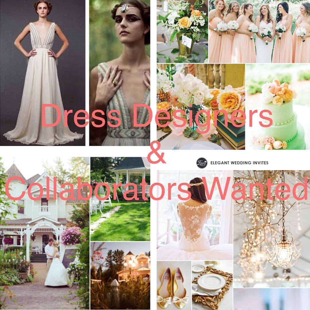 Looking for dress designers & collaborators for style wedding shoot. April 11th in Long Beach, CA.  #nunezweddings #weddingdresses #dressdesigner #bridemaidsdress #weddingvendors #longbeach #losangelesphotographer