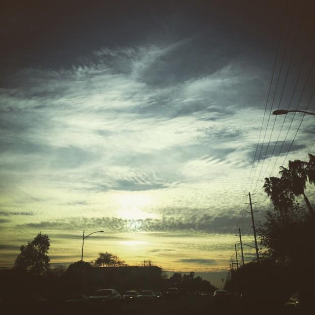 #nunezphotography #burbank #LA #sky