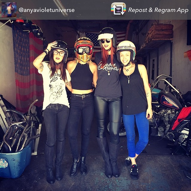 Today's babes for @babesrideout photoshoot #babesrideout  #nunezphotography #babes #motorcycles